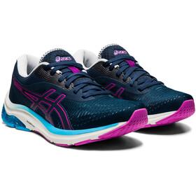 asics Gel-Pulse 12 Shoes Women french blue/digital grape